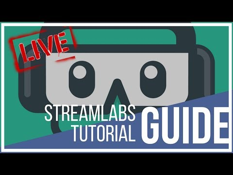 How To Setup And Use Streamlabs With OBS - Donations and Ale