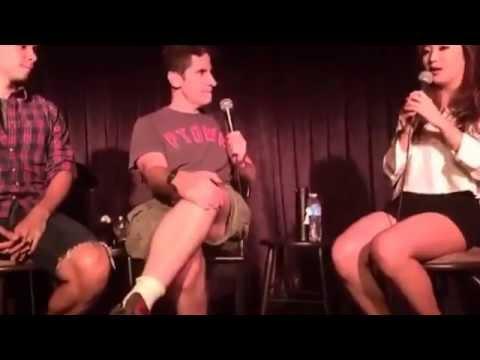 Chatterbox Periscope Livestream w/ Conrad Ricamora & Ashley Park