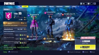 Fortnite with getting scares