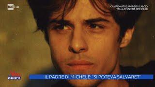 Michele Merlo, oggi la camera ardente - La vita in diretta 16/06/2021