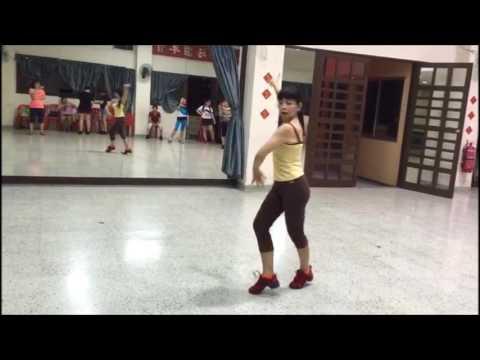 Love That Man Line Dance - short demo