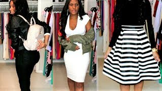 Wearing Only Things From Ross to Make Chic Affordable Outfits