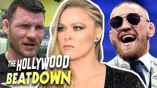 Tyron Woodley Smashes Rousey, Bisping, and McGregor Trolls! | The Hollywood Beatdown