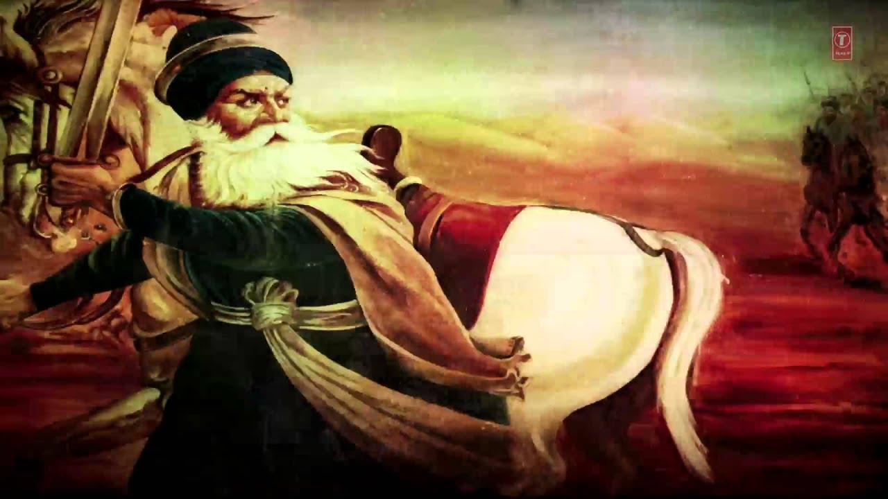 Baba Deep Singh Ji Wallpaper Hd Baba Deep Singh Ji Punjabi By Satwinder Bitti Full Video