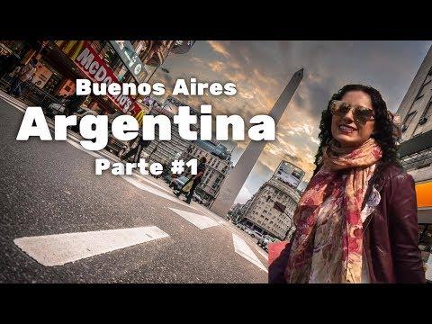 Buenos Aires Argentina parte 1