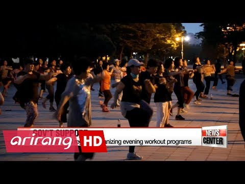 People diversify night time activities to enjoy from futsal matches to rock-climbing