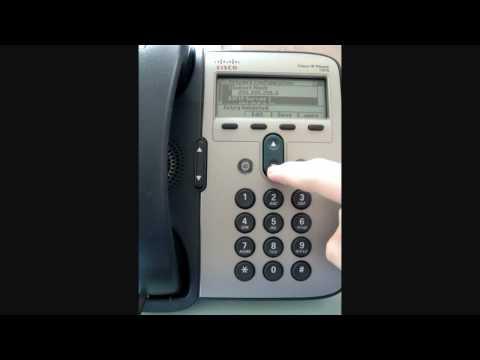 Перепрошивка SIP Cisco 7906