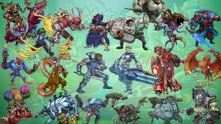 Mutant Genetic Gladiator
