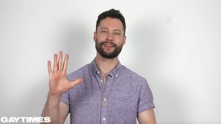 Gay Times 21QW: Calum Scott