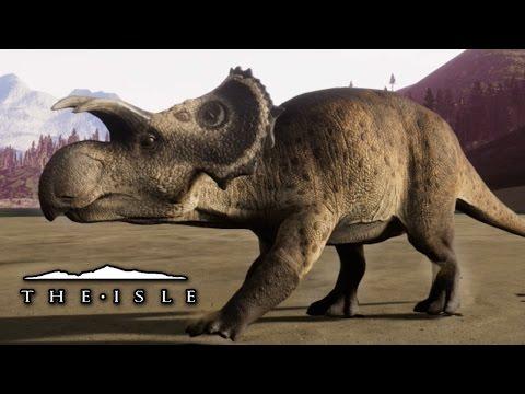 NEW Dinosaur Avaceratops! - The Isle