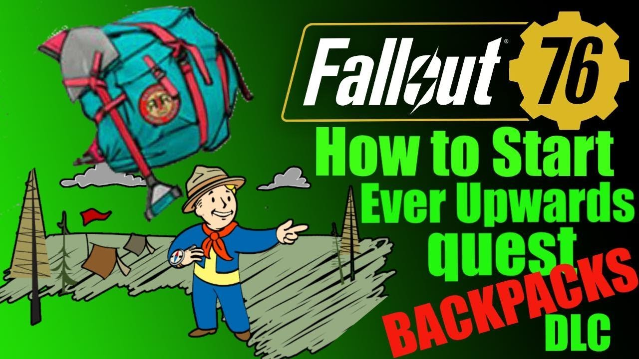 Fallout 76 How to complete the order of the tadpole quest