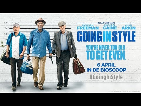 Going in Style | Officiële trailer 1 | NL ondertiteld | 6 april in de bioscoop