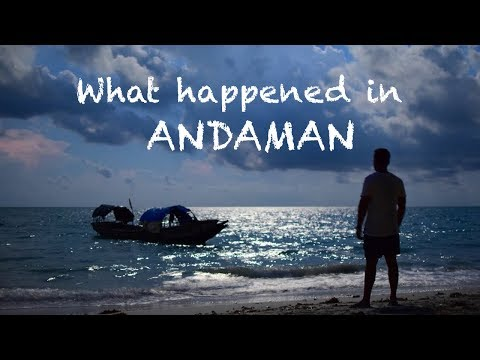 Andaman Diaries - Havelock, Neil and Scuba.