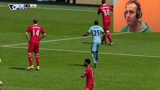 FIFA 15 DEMO Manchester City vs Liverpool ep.2 [Srpski Gameplay] ☆ SerbianGamesBL ☆
