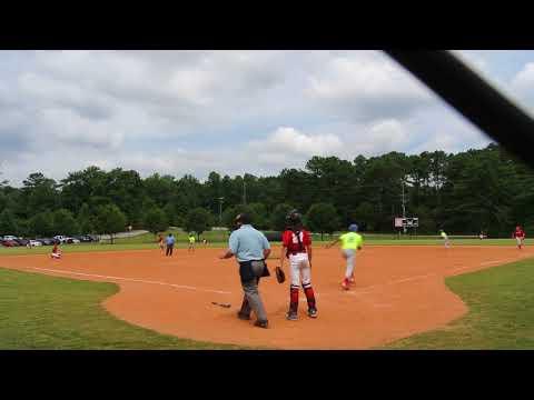 Georgia Lookouts Baseball 8 27 17
