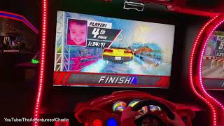 Dave And Buster's $20 Game Challenge!