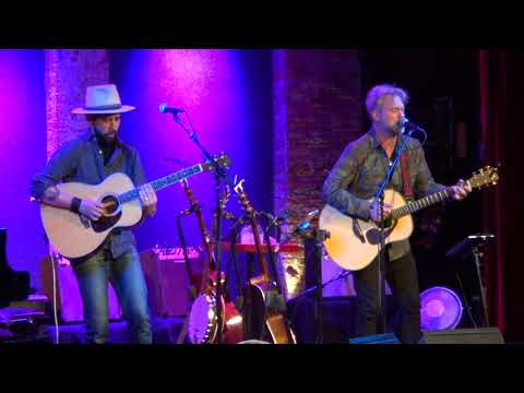 Jackie Greene & Anders Osborne @The City Winery, NY 10/27/17 (Late) Coming Down