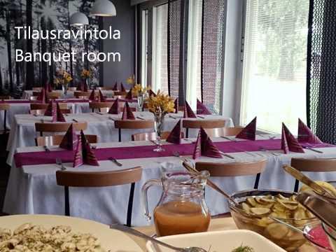 Hotelli Joki Värtsilässä  - Hotel Joki in Värtsilä, Finland