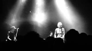 THE RAVEONETTES - Apparitions - Live @ Le Trabendo, Paris - December, 7th 2012