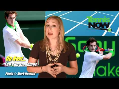 Rafa & Bryans Dominate On Clay, Barcelona Preview, Fed Cup Standings - Tennis Now News 04/18/2011