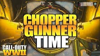 HIGHEST SCORESTREAK in COD WW2! BALL TURRET GUNNER GAMEPLAY w/ BRUTAL MEDAL!