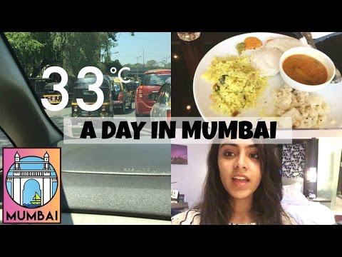 A Day in Mumbai | TRAVEL VLOG | Cabin Crew Layover