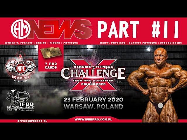 2020 International Xtreme Fitness Challenge - IFBB PRO Qualifier, part II.