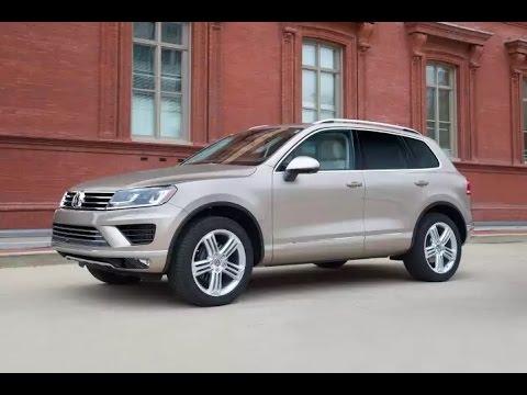 Volkswagen Touareg 2017 Car Review