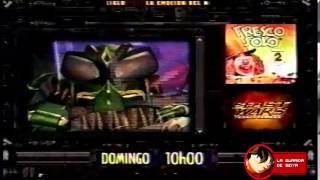 La Guarida de Seiya - Programación Telesistema Domingos (1999)