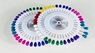 হিজাব পিন দিয়ে নাইস আইডিয়া | Best Craft Idea With Hijab Pins