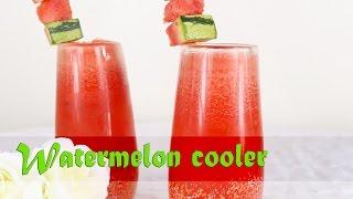 Watermelon Cooler - Beverage Special By Crazy4veggie