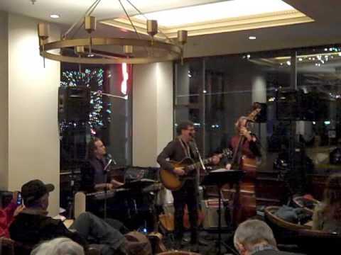 Bruce Gerrish Band @ the Sylvial Hotel bar, Vancouver BC