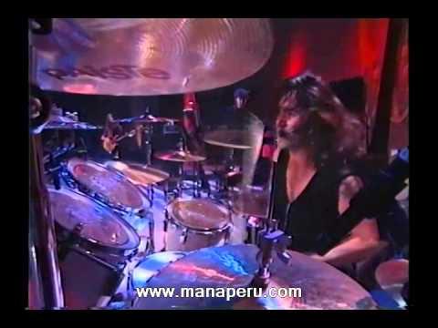 Maná - Donde Jugaran los niños?, El rey (Montreux Jazz Festival 08-07-1994) — www.manaperu.com
