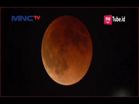 Gerhana Bulan Total Kembali pada 28 Juli 2018 akan Jadi yang Terlama Abad Ini - LIM 26/07
