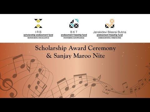 Scholarship & Freeship Award Function