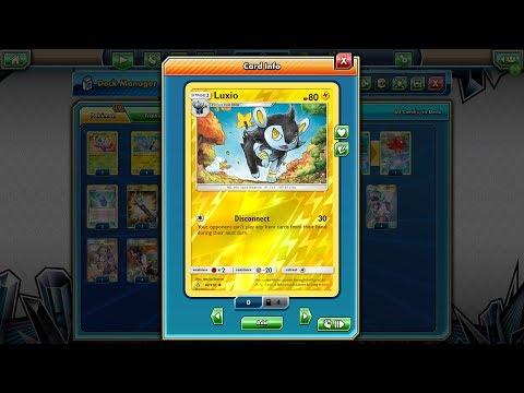 Pokemon TCGO - Luxray/Tapu Koko GX - Item lock Deck!