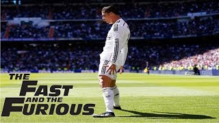 Cristiano Ronaldo / Fast and the Furious / Ride Out / 2014 - 2015