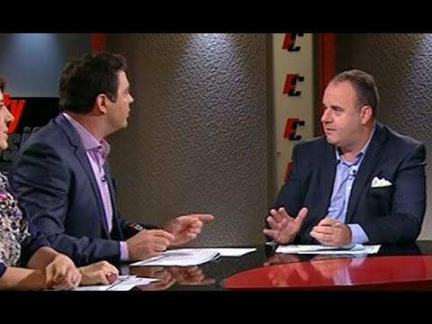 September 14, 2015 - Craig Hutchison vs Garry Lyon on North Melbourne (Footy Classified)