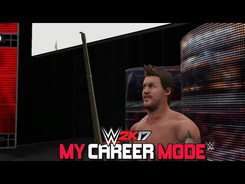 "CHRIS JERICHO PUTS THE #BROKEN ONE ON ""THE LIST"" - WWE 2K17 My Career Episode #33"