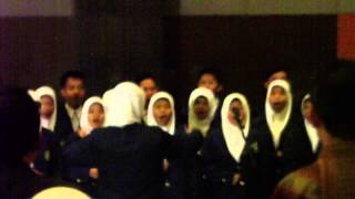 """Paduan Suara STAIN SAS """"Indonesia Raya"""" & """"Mars STAIN"""""""