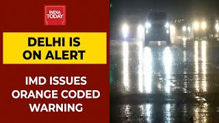Cyclone Tauktae Moves Northwards, Rain And Strong Winds Warning In Delhi-NCR