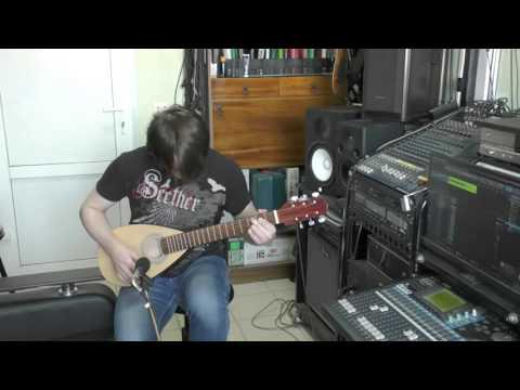 Travel guitars Hora (Romania) and DOFF (Russia)