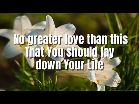 No Greater Love | Toni Gonzaga