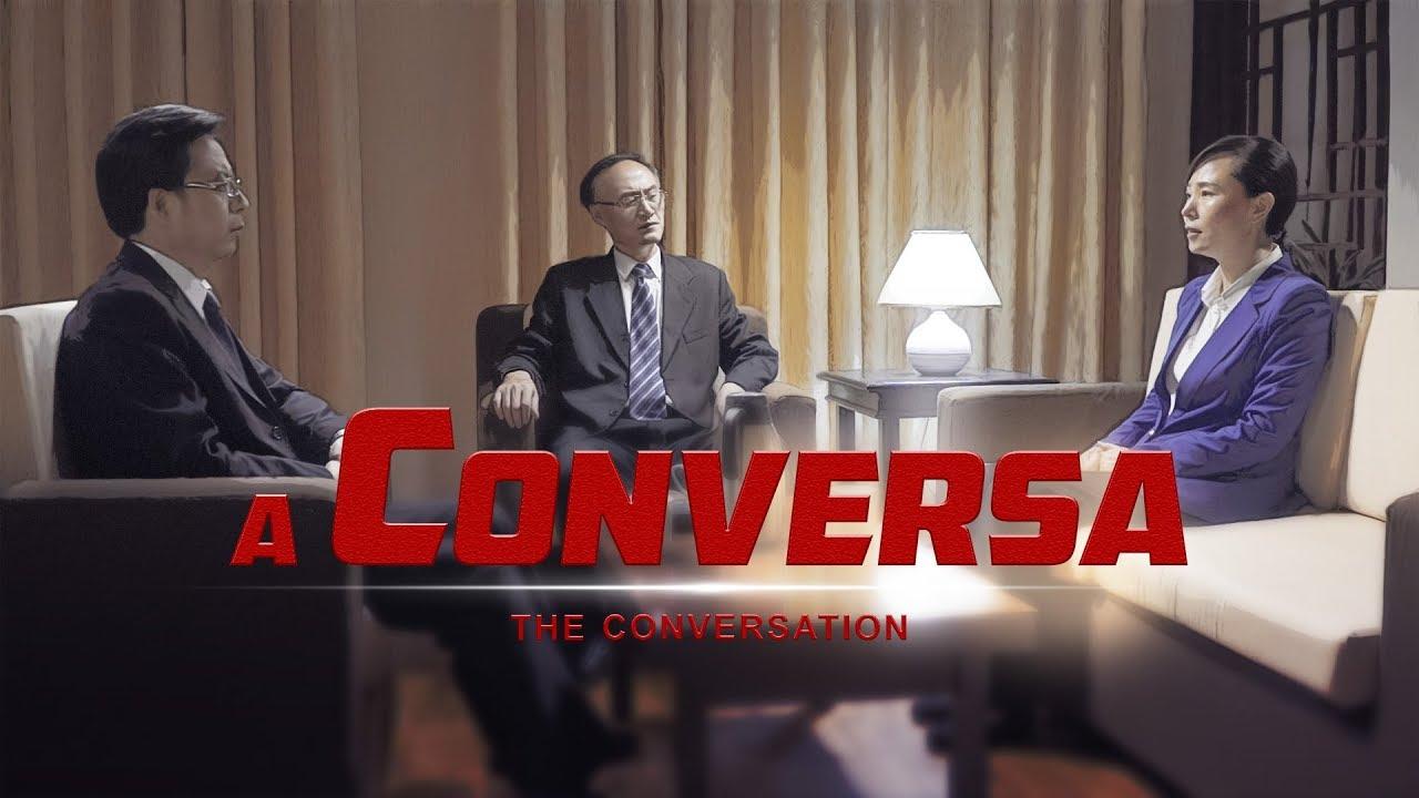 """Filme gospel 2018 """"A CONVERSA"""" Revelar a verdade sobre a perseguição do PCCh aos cristãos (Trailer)"""