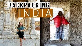 MY FIRST TIME IN INDIA! | Jaipur, Rishikesh, Varanasi, Amaritsar and More!