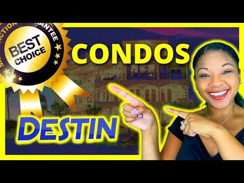 Destin Florida - Top 5 Condos