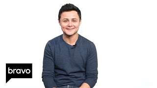 Arturo Castro Ordered Bloody Steaks...For A Vegan | The First Time I… | Bravo