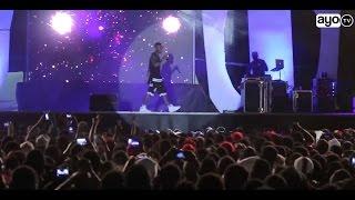 Usipitwe na Young D kwenye stage ya FIESTA 2016 Mtwara