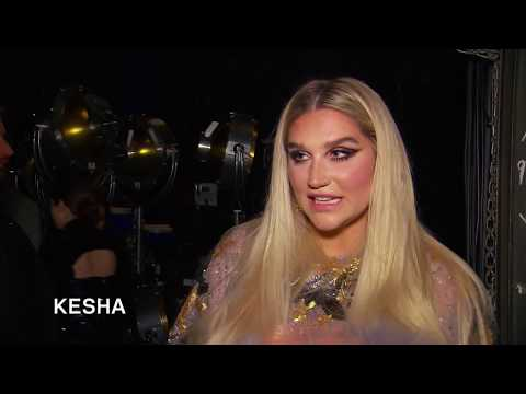 Kesha On Performing Elton John's  'Yellow Brick Road'