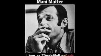 Mani Matter – I han es Zündhölzli azündt